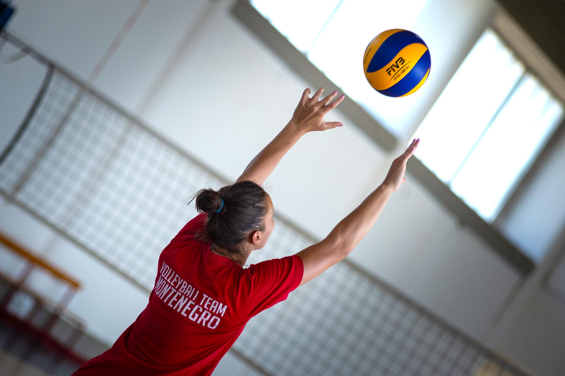 volleyball team montenegro