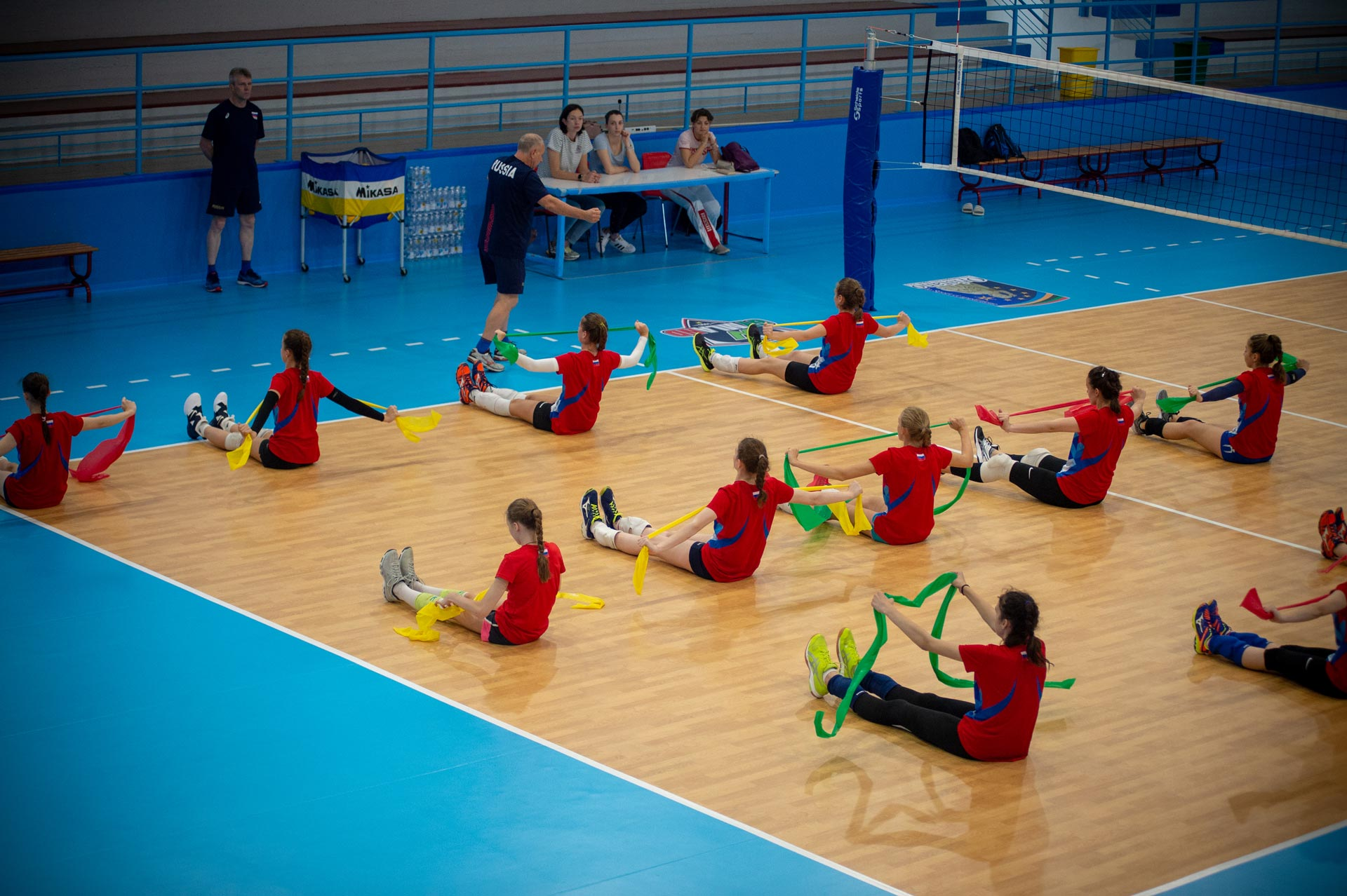 volleyball team russia